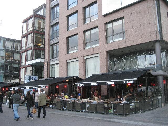 ノルウェー/レストラン
